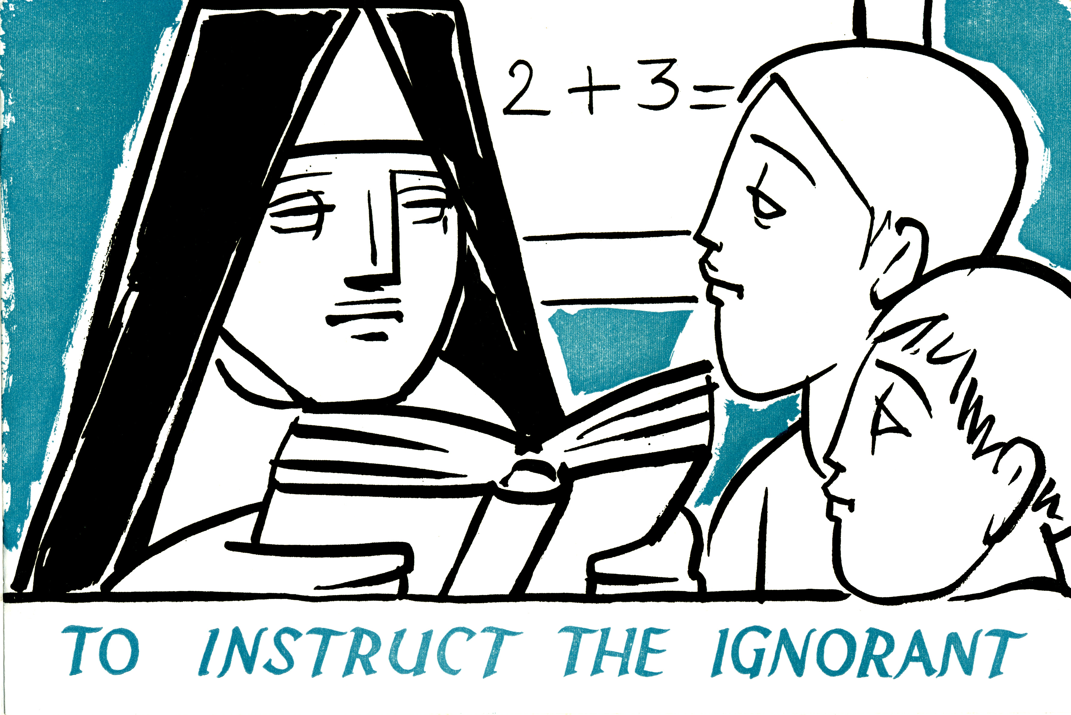 To Instruct The Ignorant The Congregation Of The Sisters Of St